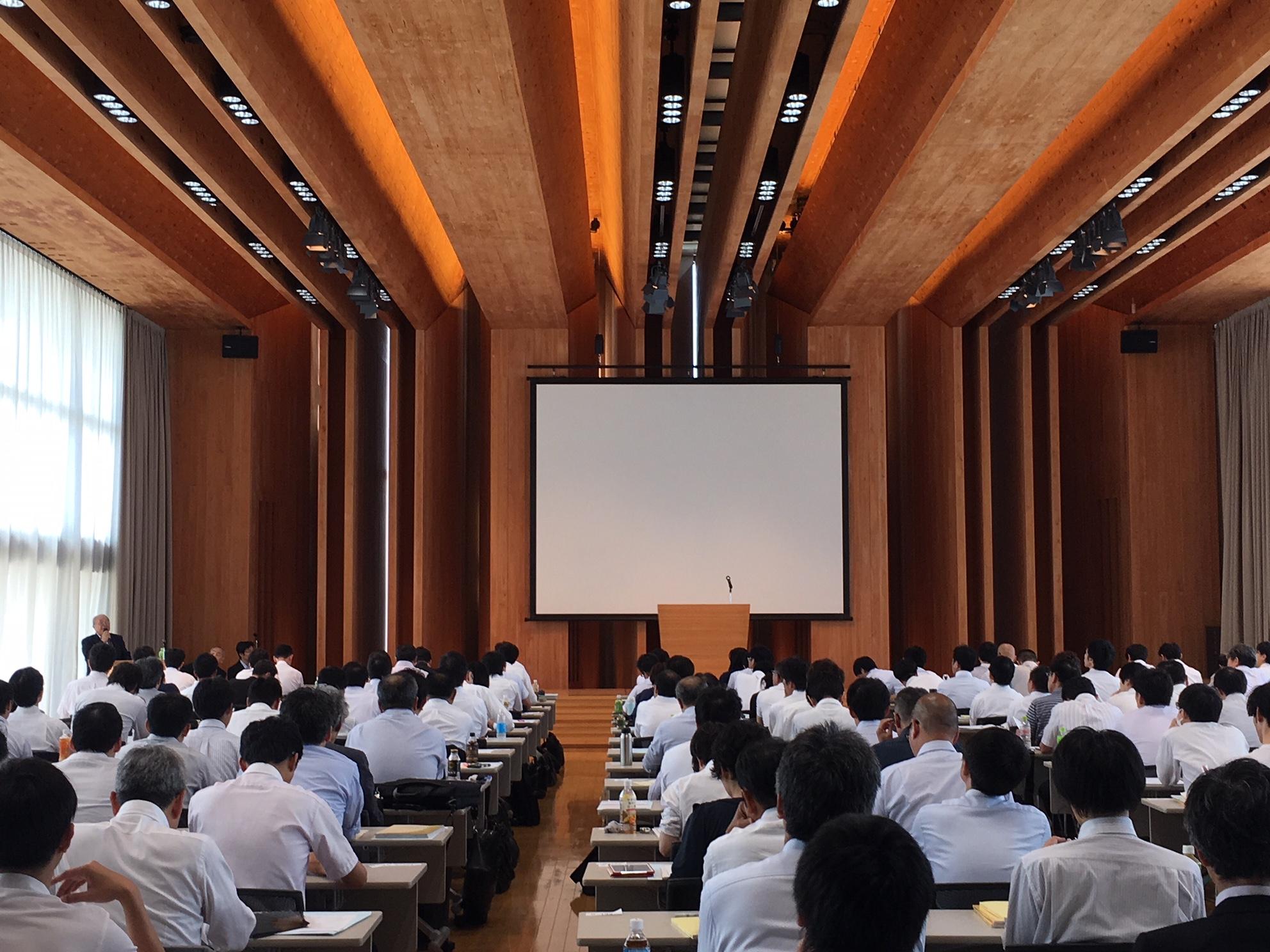 「平成31年度 新営予算単価と設計料算定」説明会